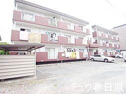 福岡県春日市桜ヶ丘2丁目の賃貸マンションの外観