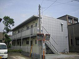 埼玉県蓮田市関山3丁目の賃貸アパートの外観