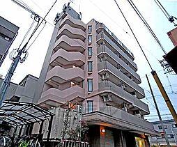 京都府京都市北区衣笠東御所ノ内町の賃貸マンションの外観