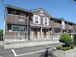 サンフィールドA[2階]の外観