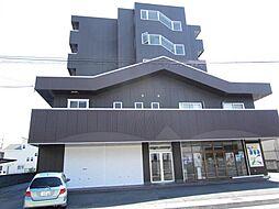 山梨県甲府市幸町の賃貸マンションの外観