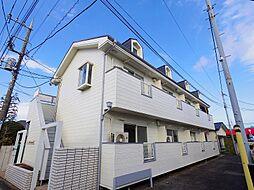 ハイム尾崎小金井[1階]の外観