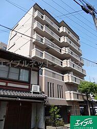 滋賀県大津市中央3丁目の賃貸マンションの外観
