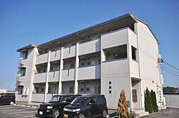 ホワイトガーデン[2階]の外観