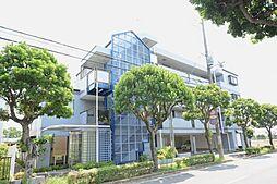 兵庫県伊丹市野間4丁目の賃貸マンションの外観