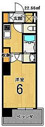 アクアプレイス京都洛南II[7階]の間取り