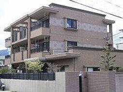 福岡県福岡市南区花畑2丁目の賃貸マンションの外観
