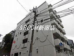 ヴェラハイツ新宿[801号室]の外観