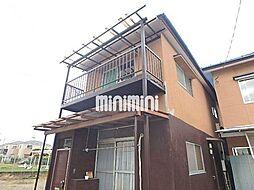 中倉アパート[2階]の外観