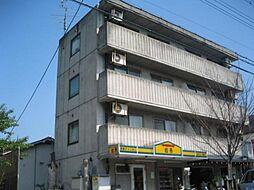 兵庫県伊丹市北野4丁目の賃貸マンションの外観