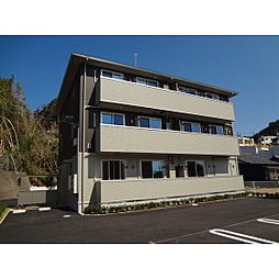 静岡県浜松市中区東伊場1丁目の賃貸アパートの外観