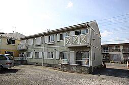 ドミールKUMI2 202[2階]の外観