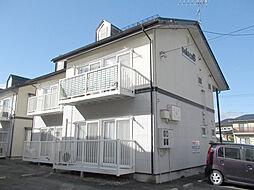 ダイセンアパートB[202号室]の外観