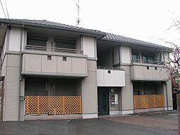大阪府大阪市阿倍野区北畠2丁目の賃貸マンションの外観