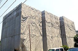 福岡県飯塚市西町の賃貸マンションの外観