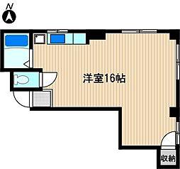 プラネット24[1階]の間取り