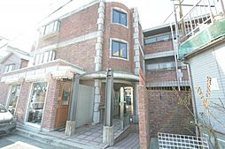 兵庫県西宮市南越木岩町の賃貸マンションの外観