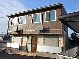 シャーメゾン橋本3[1階]の外観