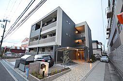 大阪府摂津市東一津屋の賃貸マンションの外観
