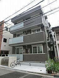 広島電鉄6系統 舟入川口町駅 徒歩3分の賃貸アパート