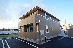 JR東北本線 郡山駅 バス15分 小原田三丁目下車 徒歩1分の賃貸アパート