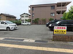 兵庫県姫路市飾磨区城南町3丁目の賃貸マンションの外観