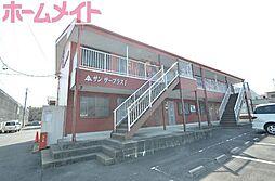 サンサープラスI[2階]の外観