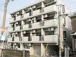 埼玉県川口市中青木3丁目の賃貸マンションの外観