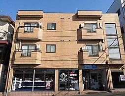 神奈川県相模原市南区上鶴間5丁目の賃貸アパートの外観