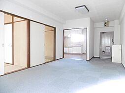 川崎ベルハイム[401号室]の外観