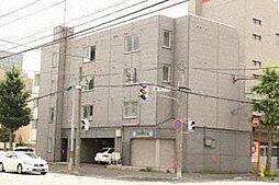 シャトー山崎[4階]の外観