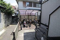 プチハウス西立花[2階]の外観