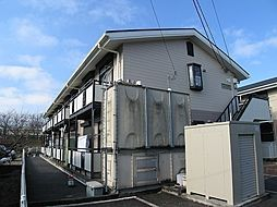 飯島レジデンス1[204号室]の外観