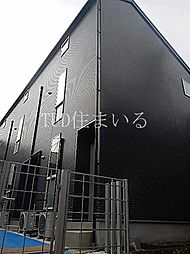 東京都北区滝野川5丁目の賃貸アパートの外観