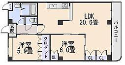 木津駅 7.5万円