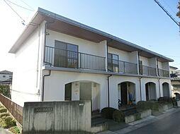 長野県松本市埋橋 2丁目の賃貸アパートの外観