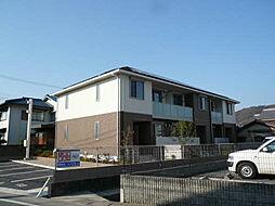 兵庫県姫路市御立中2丁目の賃貸アパートの外観