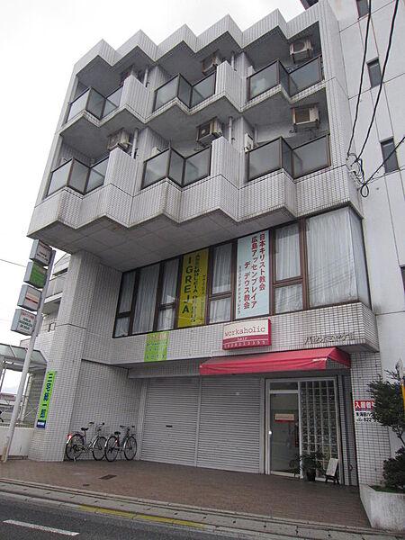 広島県安芸郡海田町窪町の賃貸マンション