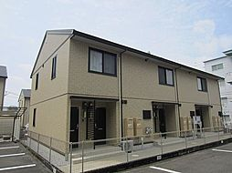 宮崎県宮崎市大字芳士の賃貸アパートの外観