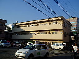 レジデンスタナカ[2階]の外観