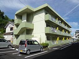 鈴木グリーンハイツA棟[101号室]の外観