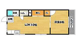 長居駅 3.3万円