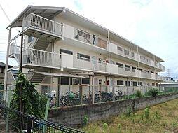 サンハイツ旭ヶ丘[3階]の外観