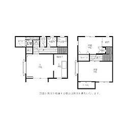 [テラスハウス] 東京都町田市成瀬が丘3丁目 の賃貸【/】の間取り