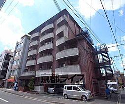 京都府京都市中京区壬生東檜町の賃貸マンションの外観