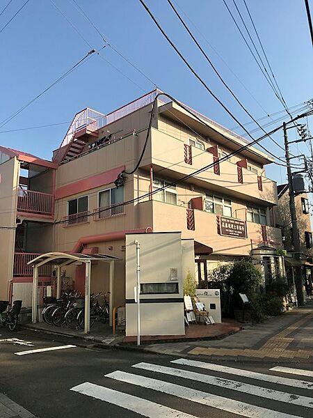 東京都国立市富士見台1丁目の賃貸マンション