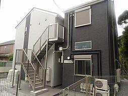 神奈川県横浜市南区別所5丁目の賃貸アパートの外観