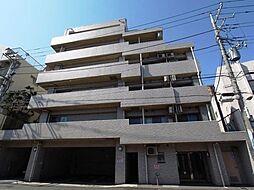 神奈川県横浜市鶴見区鶴見1の賃貸マンションの外観