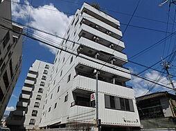 御所西シンワマンション[303号室]の外観