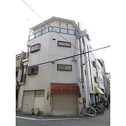 朝日橋ハイツ[4階]の外観